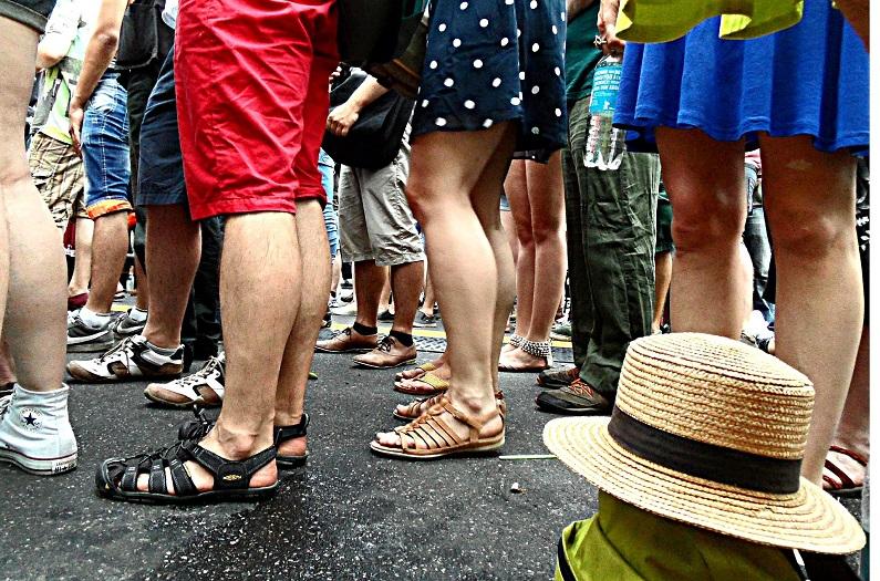 Smerter ved slidgigt i knæ kan mindskes uden medicin